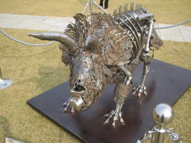 김영민의 기억_Triceratops 작품 이미지